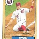 2012 Topps 1987 Topps Minis #TM69 Ryan Zimmerman