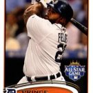 2012 Topps Update #US289A Prince Fielder