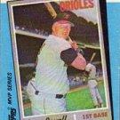 1982 K-Mart #17 Boog Powell 70AL