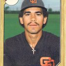 1987 Topps Traded #109T Benito Santiago