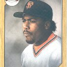 1987 Topps Traded #81T Kevin Mitchell