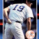 1988 Leaf #57 Dave Righetti