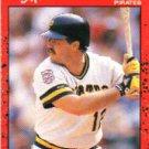 1990 Donruss 211 Mike LaValliere