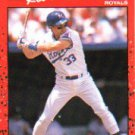 1990 Donruss 85 Kevin Seitzer