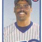 1990 Fleer 33 Mike Harkey