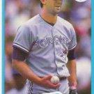 1990 Fleer 92 Alex Sanchez