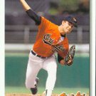 1992 Upper Deck 675 Mike Mussina