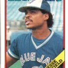 1988 Topps 140 Jesse Barfield