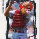 1995 Score #309 Mike Lieberthal