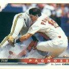 1996 Score #403 Tom Pagnozzi