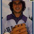 1982 Donruss #104 Ross Baumgarten