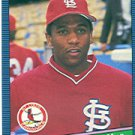 1986 Donruss 205 Terry Pendleton
