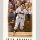 1986 Topps Mini Leaders #53 Keith Hernandez