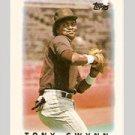 1986 Topps Mini Leaders #65 Tony Gwynn