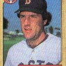 1987 Topps 175 Bob Stanley