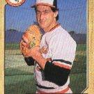 1987 Topps 455 Mike Boddicker