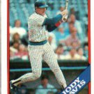 1988 Topps 615 Jody Davis