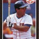 1989 Donruss 184 Marty Barrett