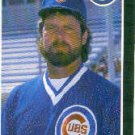 1989 Donruss 223 Rick Sutcliffe
