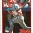 1989 Topps 422 Bo Diaz