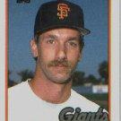 1989 Topps 703 Scott Garrelts