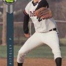 1992 Classic Four Sport #314 Jim Pittsley