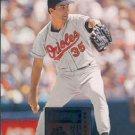 1996 Donruss #518 Mike Mussina