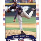 2002 Fleer #130 Eric Milton