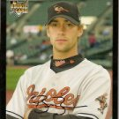 2007 Topps 289 Brian Burres (RC)