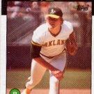 1986 Topps 115 Jay Howell