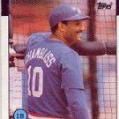 1986 Topps 293 Chris Chambliss