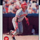 1986 Topps 428 Max Venable