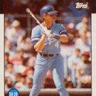 1986 Topps 773 Greg Pryor