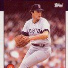 1986 Topps 785 Bob Stanley