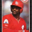 1989 Donruss 230 Terry Pendleton