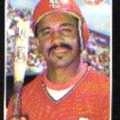 1989 Donruss Baseball's Best #299 Tony Pena