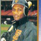 1990 Topps 658 Donell Nixon