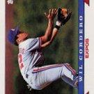 1993 Topps 256 Wil Cordero