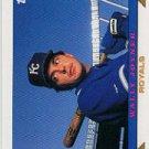 1993 Topps 375 Wally Joyner