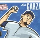2012 Triple Play #15 Matt Garza