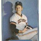 1982 Fleer #285 Milt Wilcox