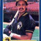 1986 Fleer #616 Tony Pena