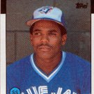 1986 Topps 23 Manny Lee RC