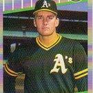 1989 Fleer Update #55 Mike Moore