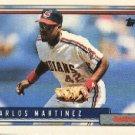 1992 Topps 280 Carlos Martinez