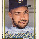 1992 Topps 329 Franklin Stubbs