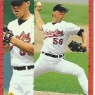 1994 Score Rookie/Traded #RT129 Mike Oquist