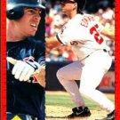 1994 Score Rookie/Traded #RT160 Jim Edmonds