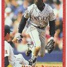 1994 Score Rookie/Traded #RT20 Harold Reynolds
