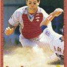 1994 Score Rookie/Traded #RT34 Eddie Taubensee